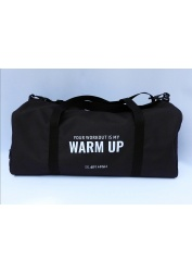 TORBA SPORTOWA YOUR WORKOUT IS MY WARM UP
